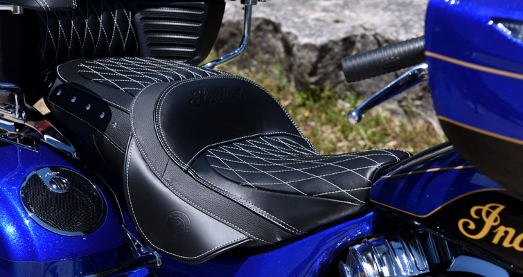 Premium Touring Saddle