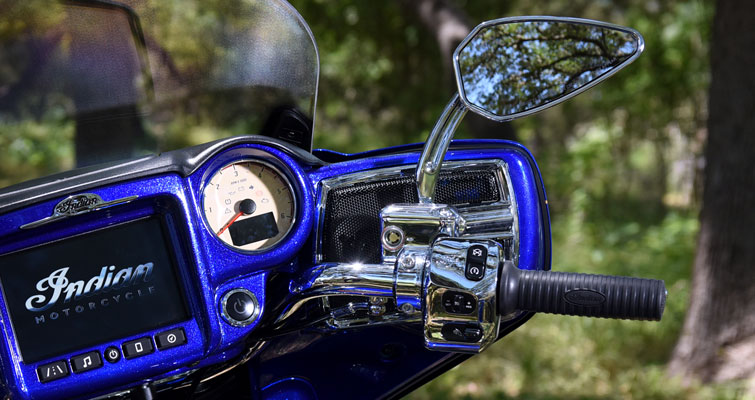 Internally Wired Handlebars