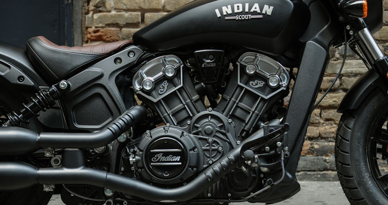 Liquid-Cooled, V-Twin Performance